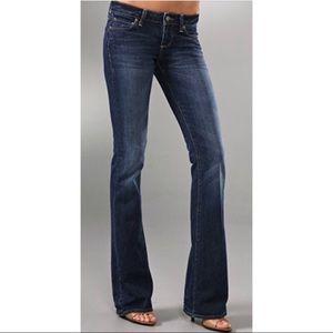 Paige jeans laurel canyon low rise bootcut size 27